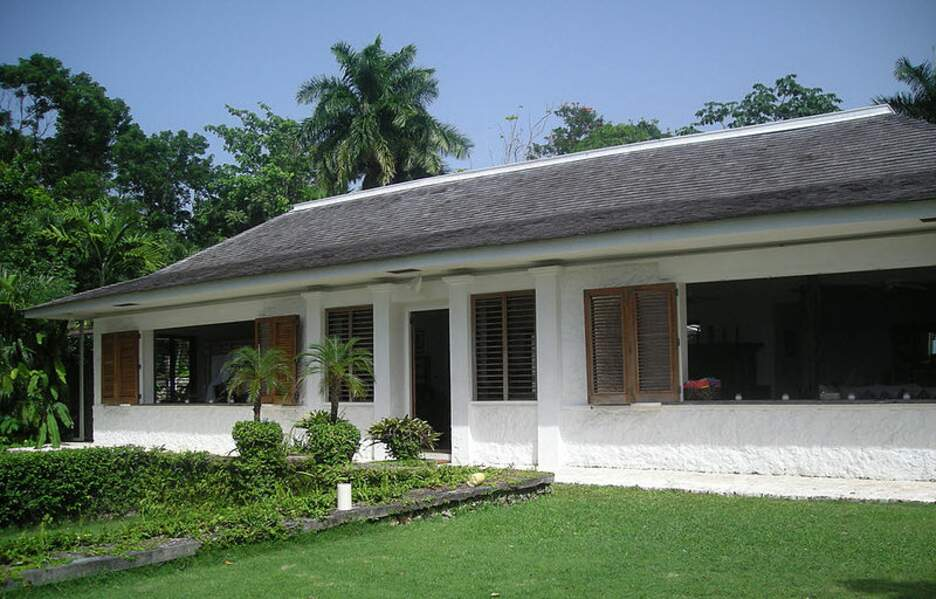 GoldenEye estate, Jamaïque
