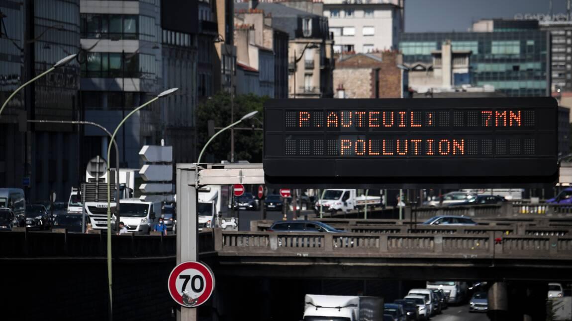 Dans l'UE, plus d'un décès sur huit lié à la pollution