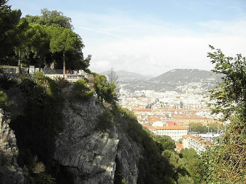La colline du Château