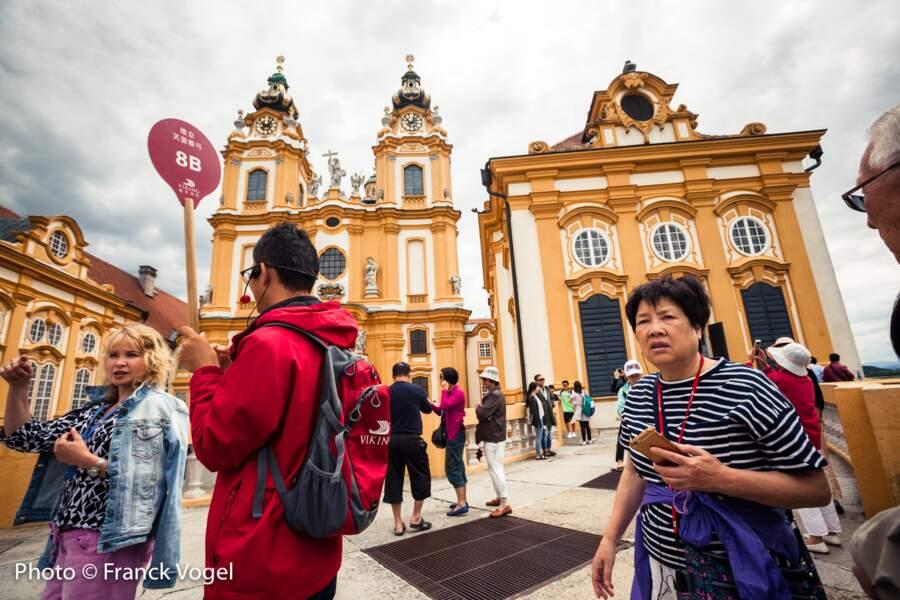 En Basse-Autriche, un trésor danubien complètement baroque