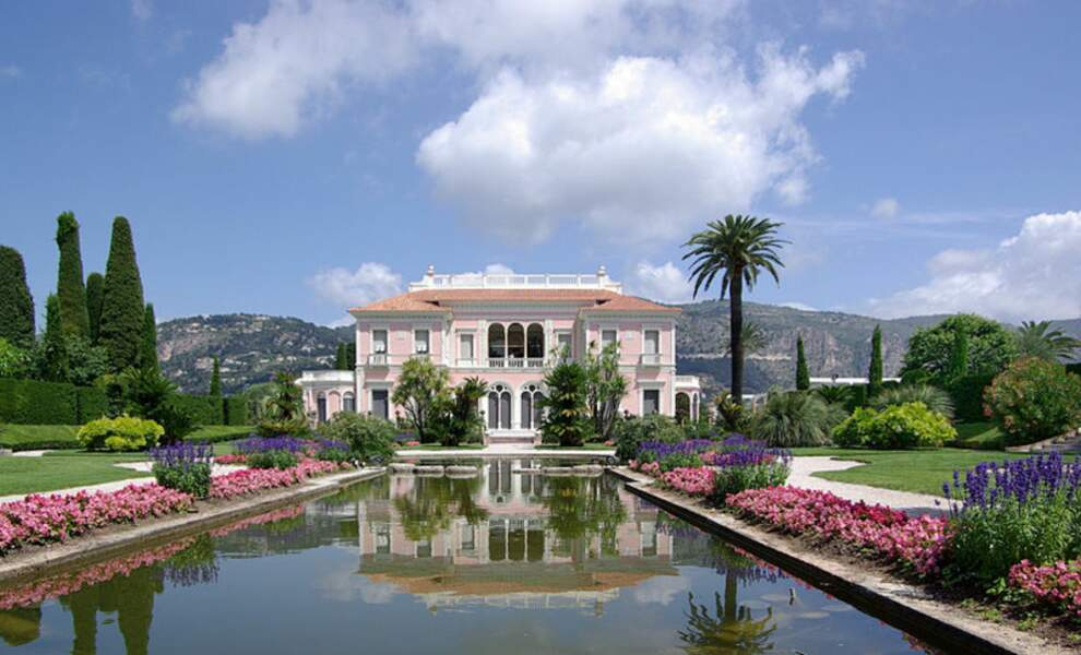 Villa & Jardins Ephrussi de Rothschild (Saint-Jean-Cap-Ferrat)