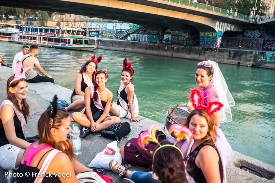 Le Danube en fête
