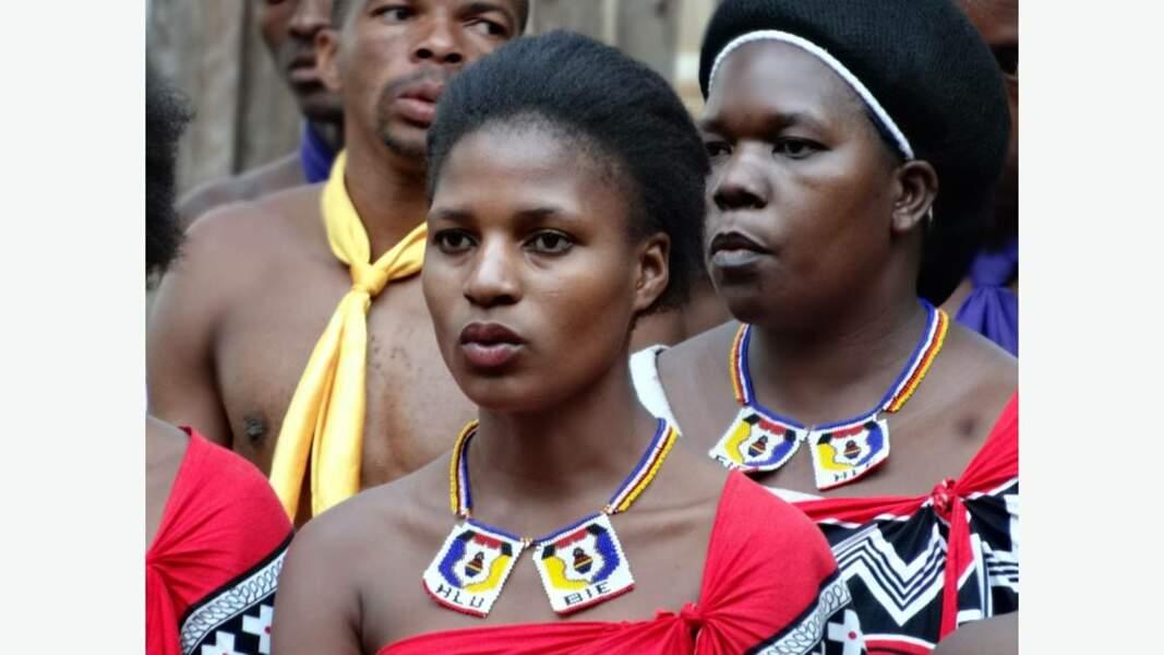 Portraits de Swazi