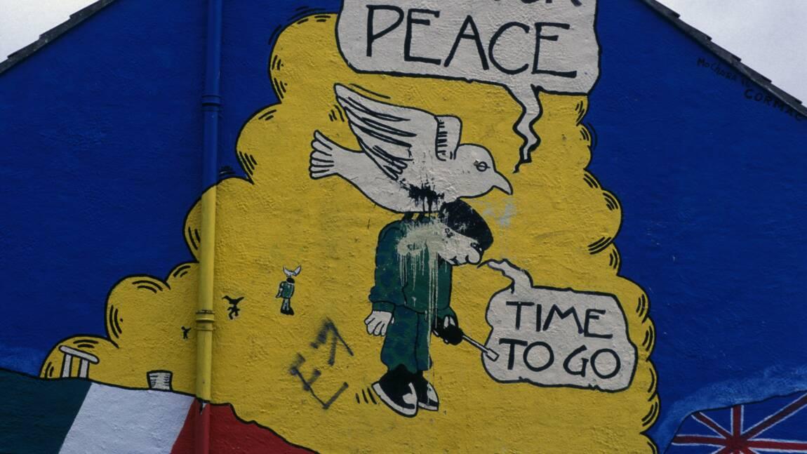 Les principaux points de l'accord de paix nord-irlandais