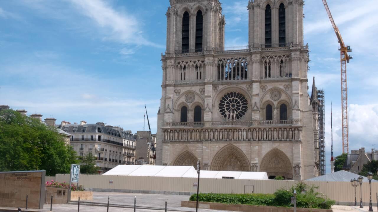 Reprise en douceur des visites guidées autour de Notre-Dame de Paris