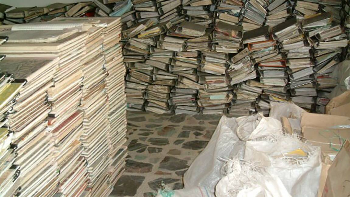 Le retour en Irak d'archives du parti Baas de Saddam Hussein suscite le débat