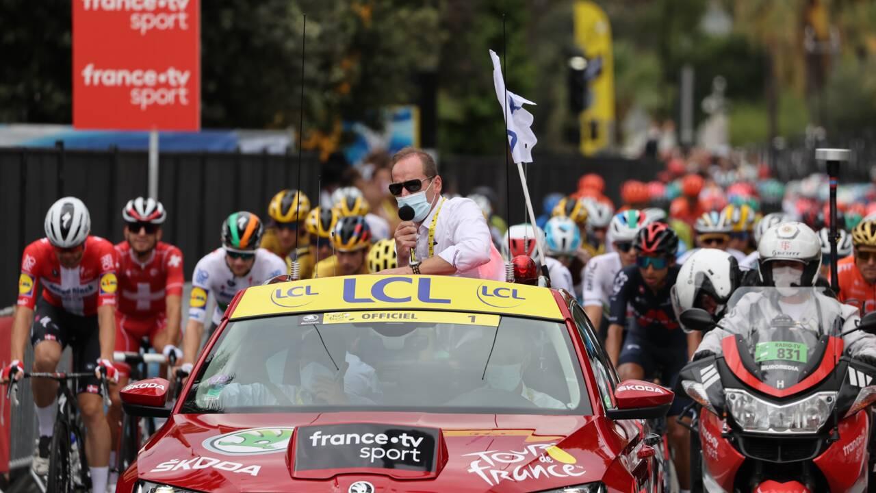 """Les maires écologistes exhortent le Tour de France à davantage de """"sobriété"""""""