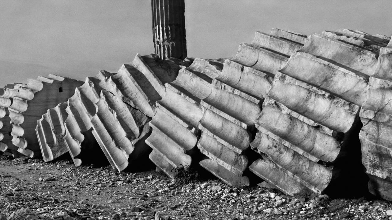 Koudelka à la BnF : ode aux sites antiques de la Méditerranée