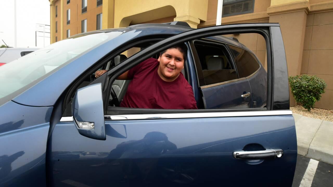 Californie: à 14 ans, il prend le volant pour échapper aux flammes