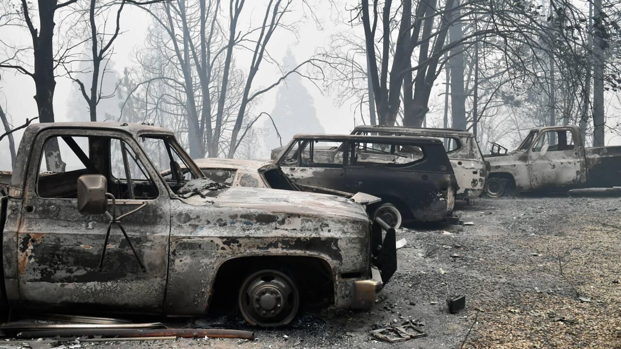 """""""Je ne bougerai pas"""": des familles américaines refusent d'évacuer malgré les incendies"""
