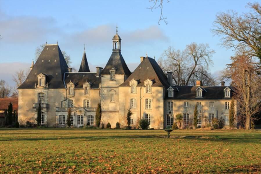 Château Le Mas de Montet (Dordogne)