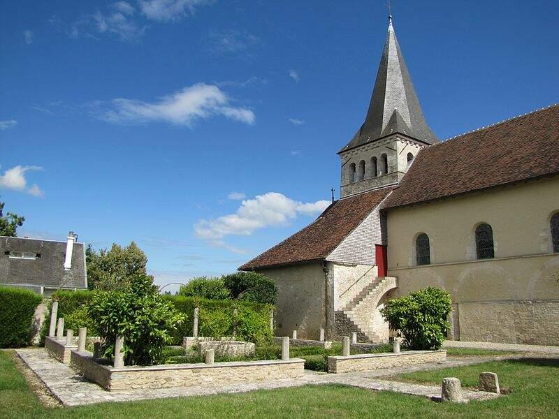 Église Saint-Pierre d'Isle-Aumont (Aube)