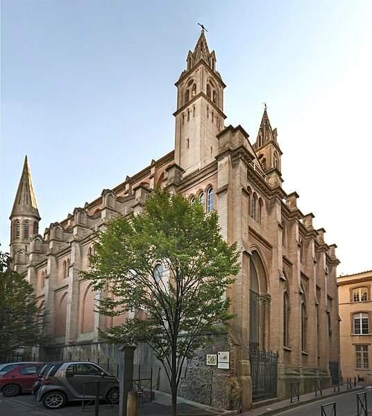 Église du Gesu (Haute-Garonne)