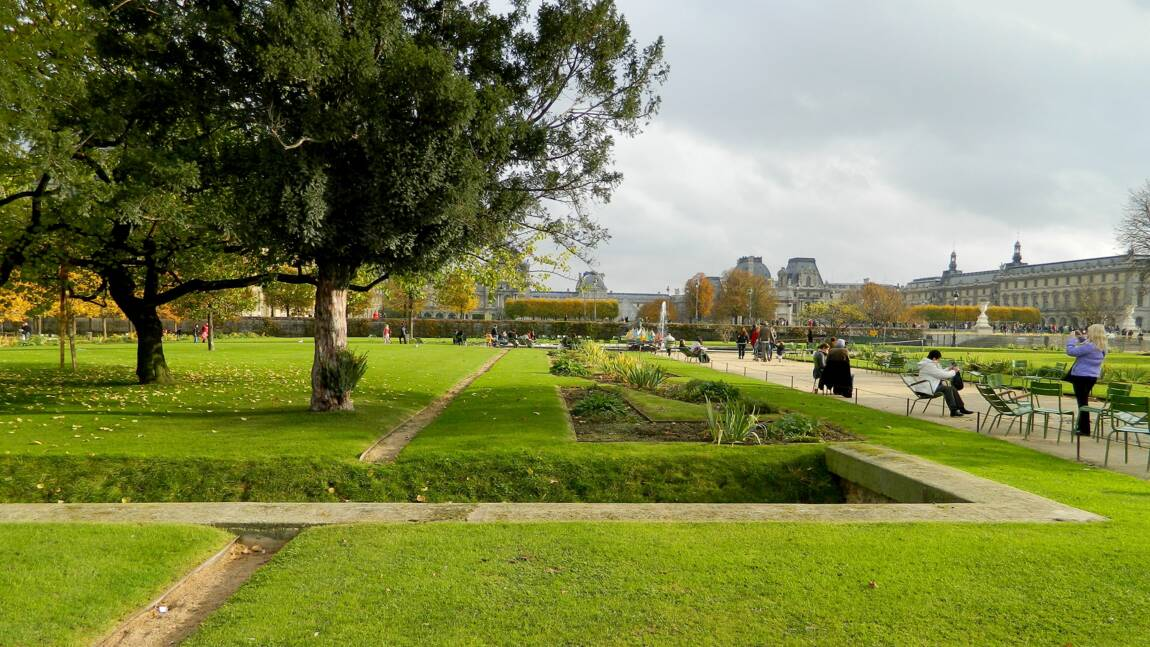 """Le Louvre lance un appel aux dons pour rénover la """"Grande Allée"""" des Tuileries"""