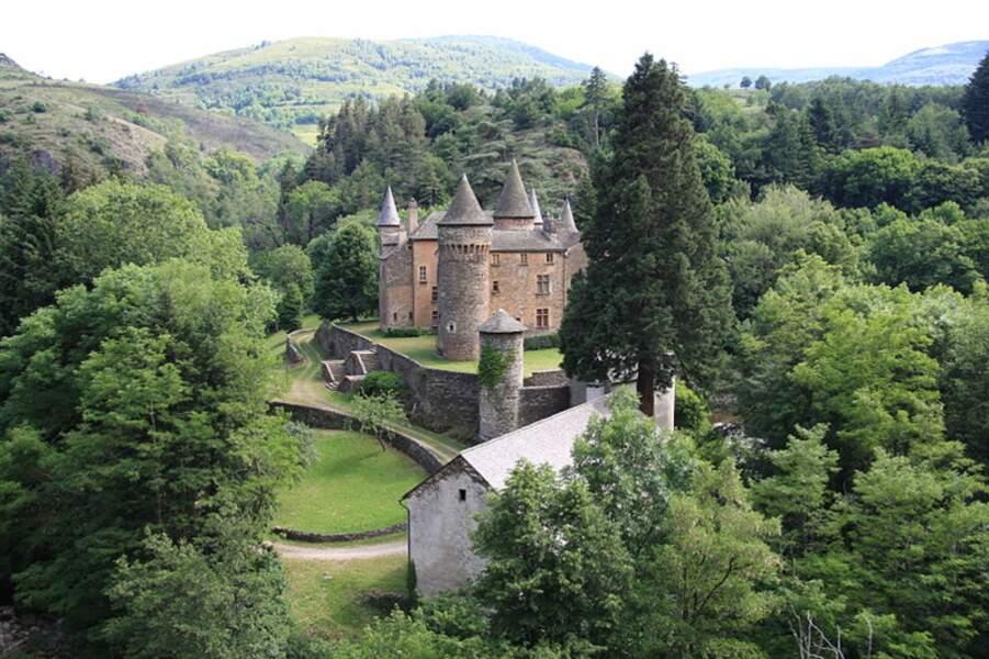 Château du Champ (Lozère)