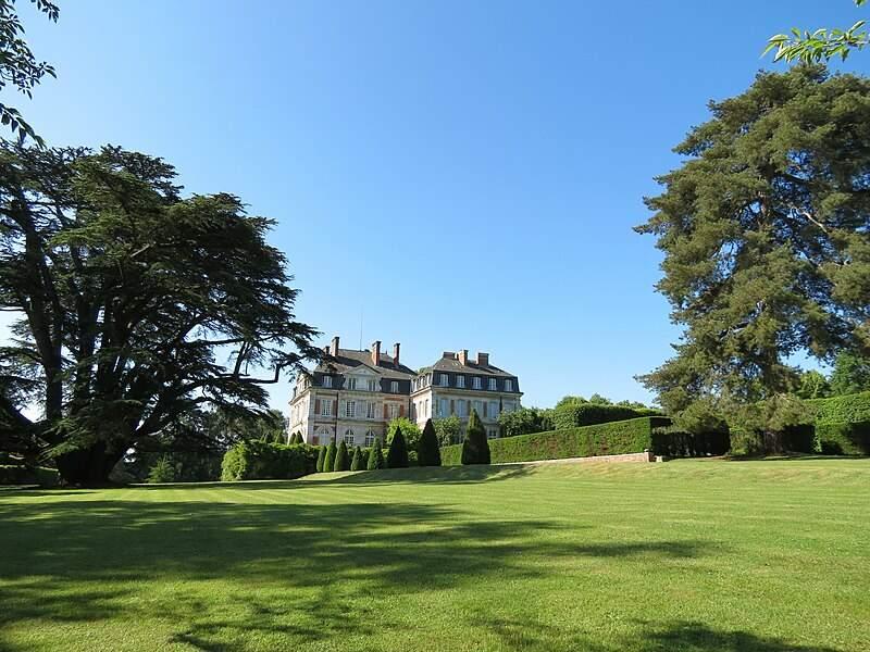 Parc du Château de Fontaine-la-Soret (Eure)