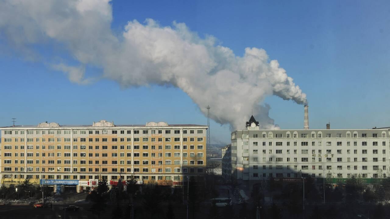 Baisse record des émissions de CO2 de 7% en 2020 liée au Covid-19