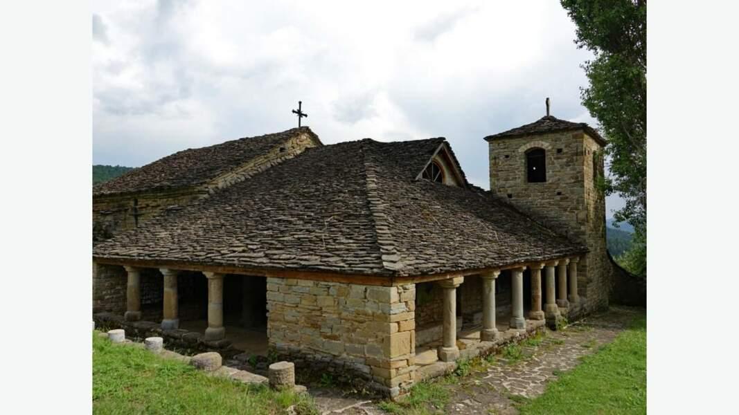 L'église Saint-Georges à Shipska