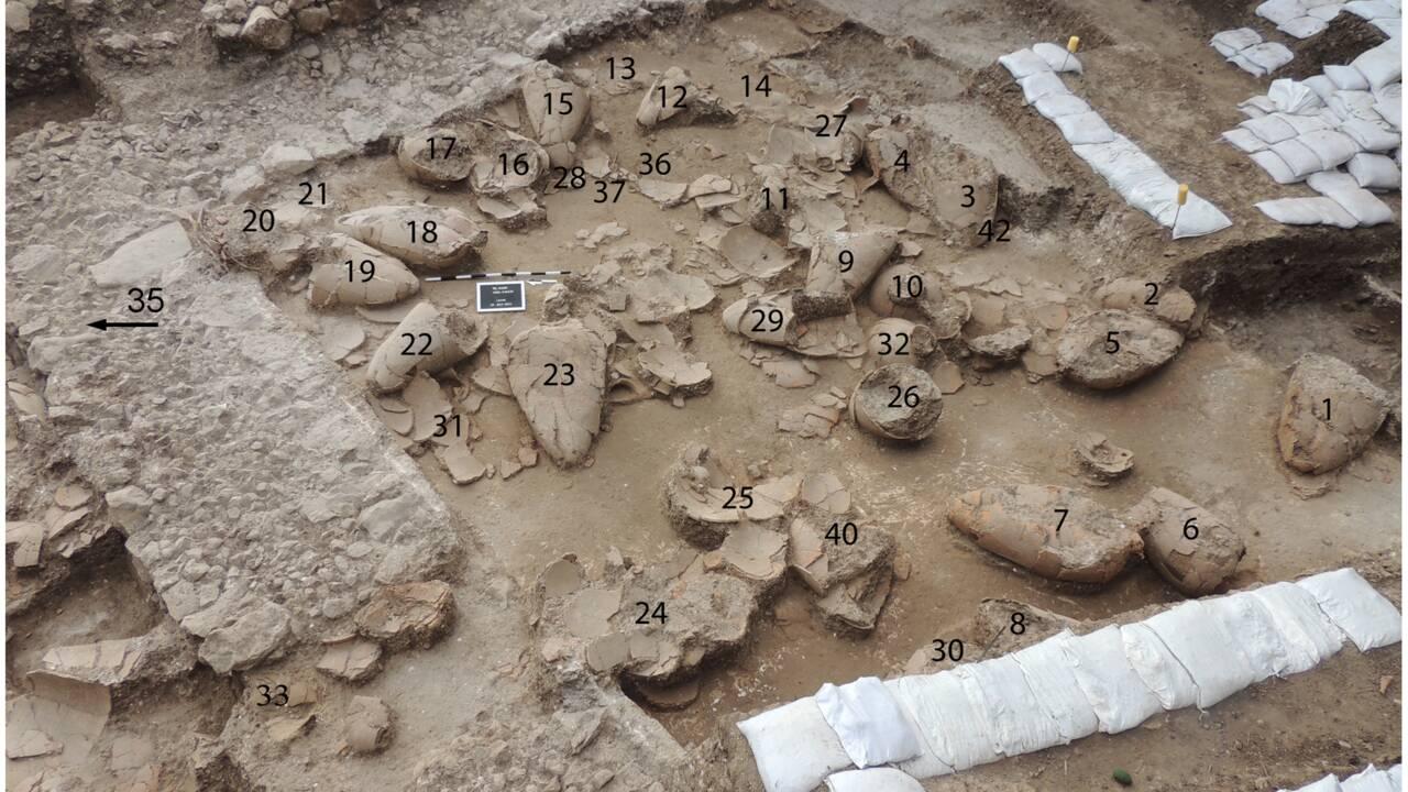 Israël : le mystère d'un palais cananéen abandonné il y a 3700 ans enfin résolu ?
