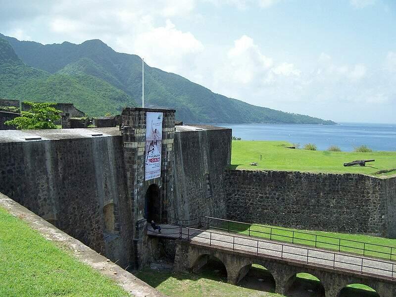 Fort Delgrès (Guadeloupe)