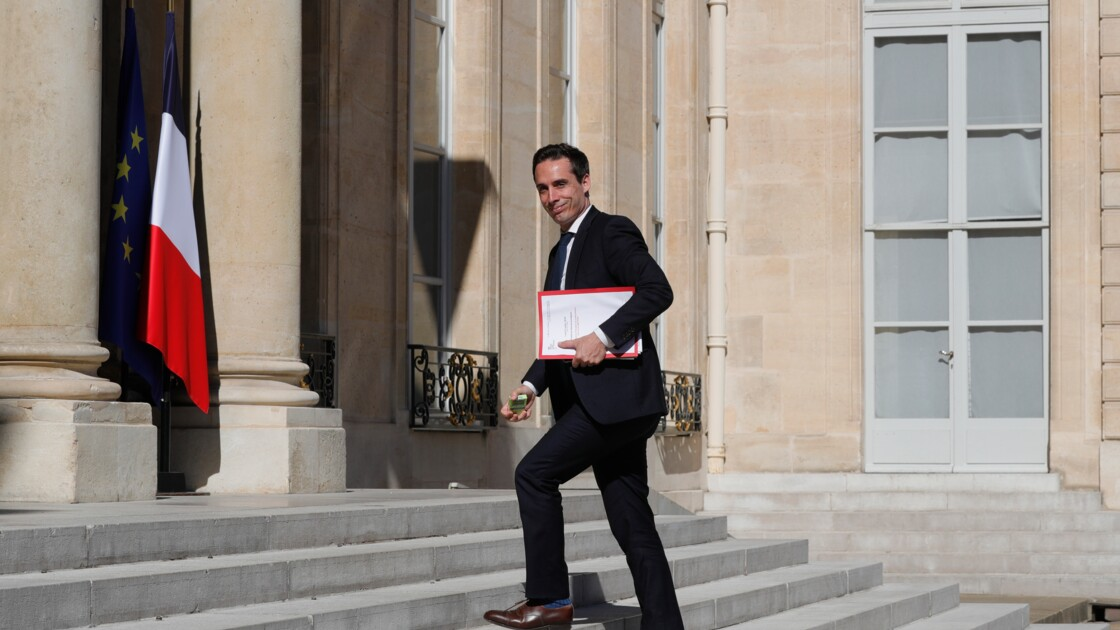 """Ecotaxe sur le transport aérien: des """"conséquences absolument délétères"""" estime Djebbari"""