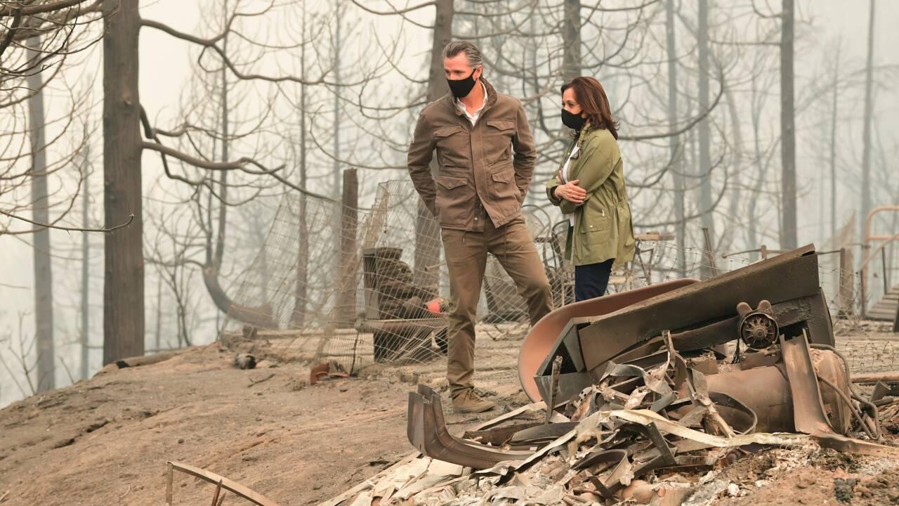 Les incendies continuent de sévir dans l'Ouest américain et menacent un observatoire près de Los Angeles