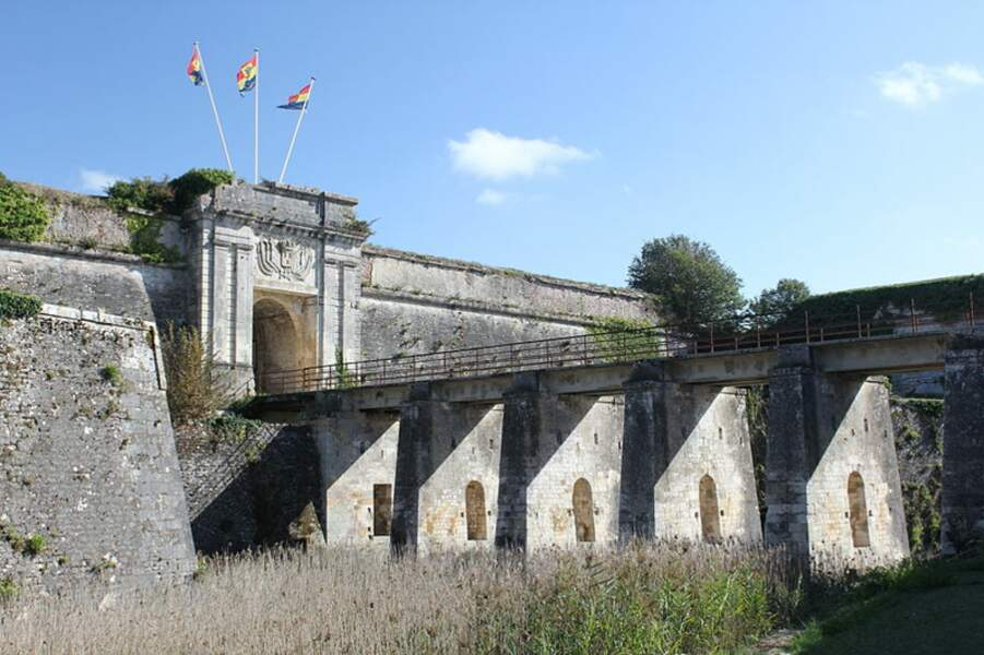 Château d'Oléron (Charente-Maritime)