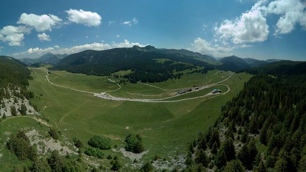 Plateau des Glières (Haute-Savoie)