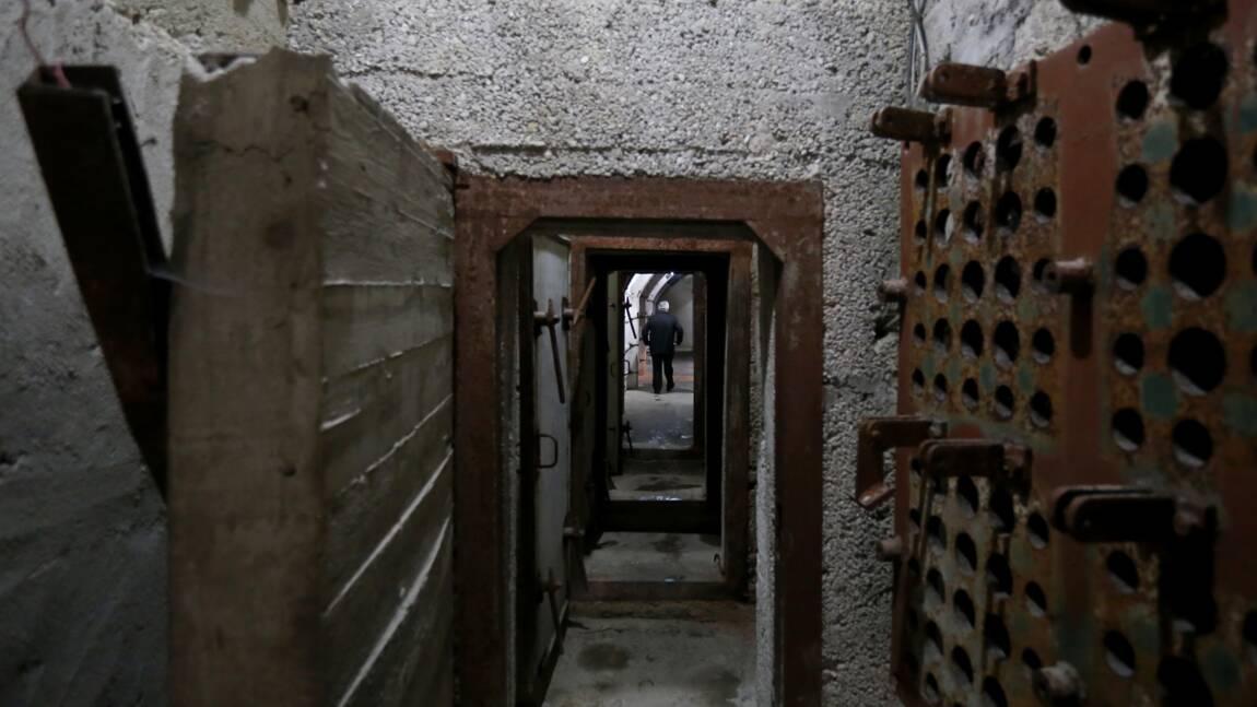 En Albanie, les tunnels secrets de la paranoïa continuent d'attirer les touristes