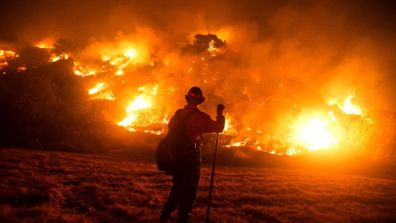 Incendies, ouragans... Depuis l'accord de Paris, des catastrophes climatiques en série