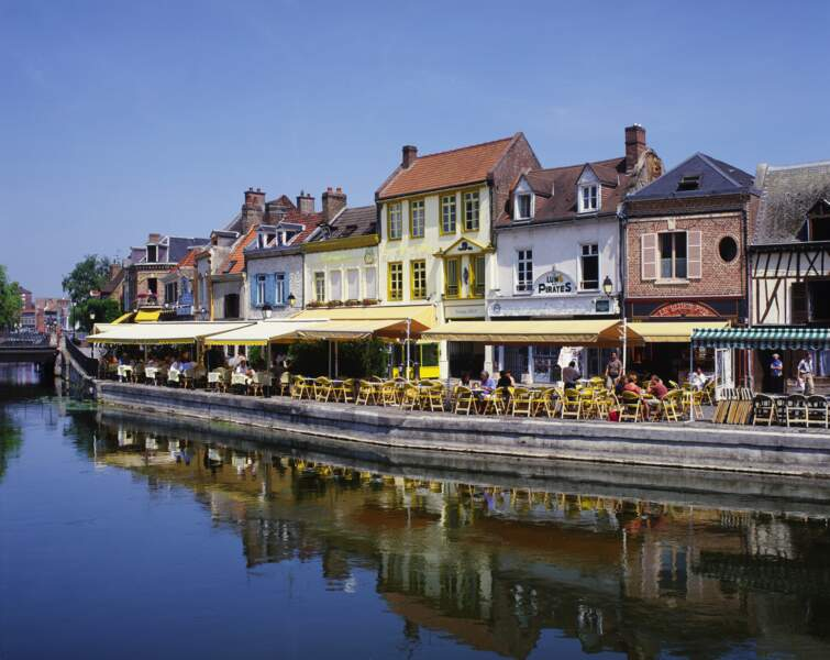 Amiens, Somme