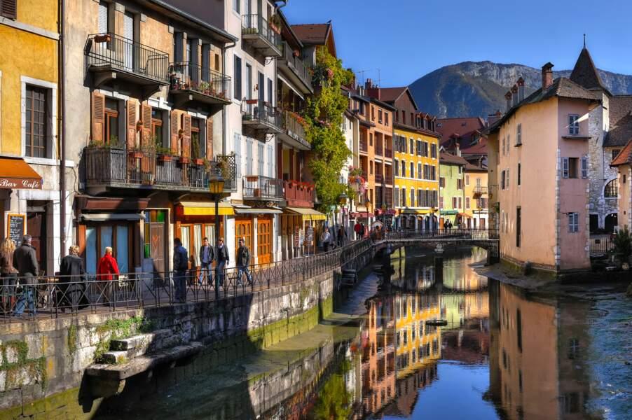 Annecy, Savoie