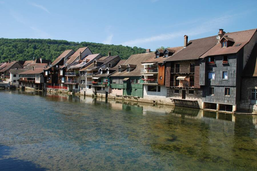 Ornans, Doubs