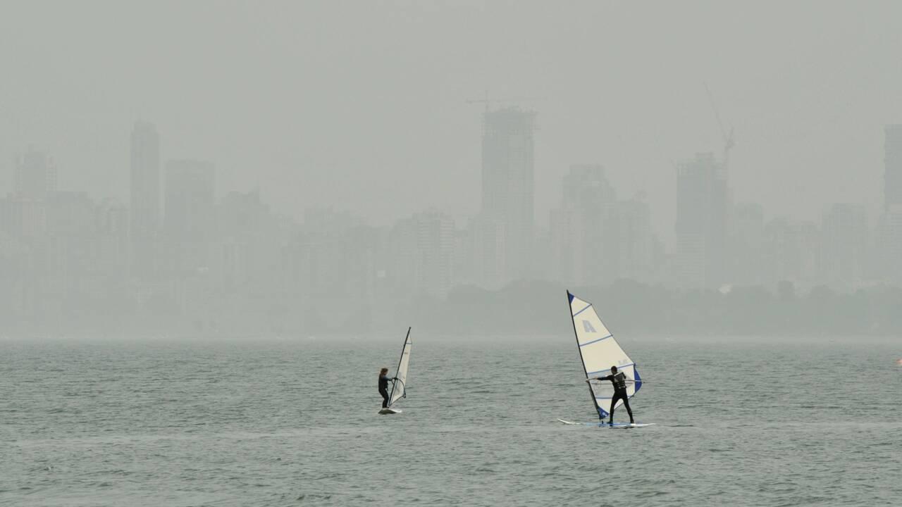 Canada: Vancouver étouffe sous la fumée des feux aux Etats-Unis