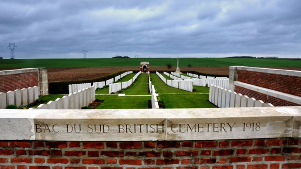 La bataille de la Somme, épisode le plus sanglant de la Grande Guerre