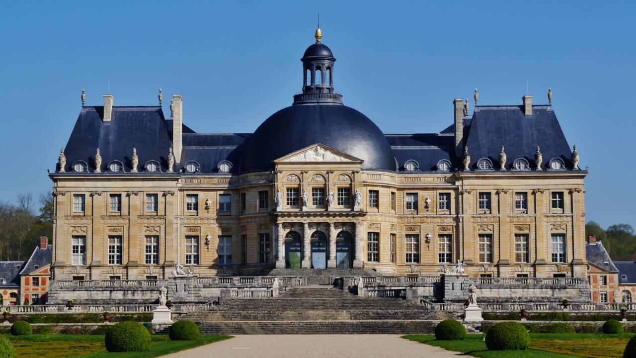Vaux-le-Vicomte : le trésor de Nicolas Fouquet