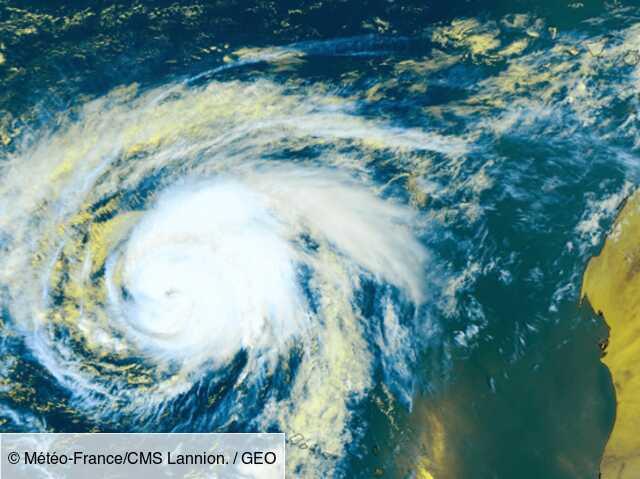 Ouragans : la liste 2020 des prénoms est épuisée, l'alphabet grec prend le relais