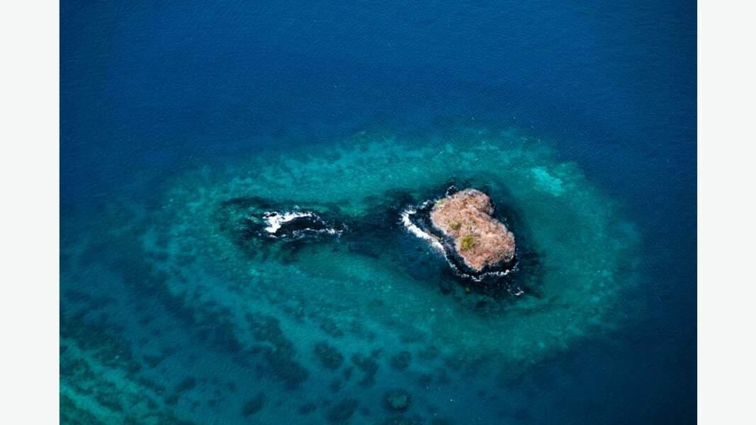 Un paradis bleu qui fait la joie des plongeurs
