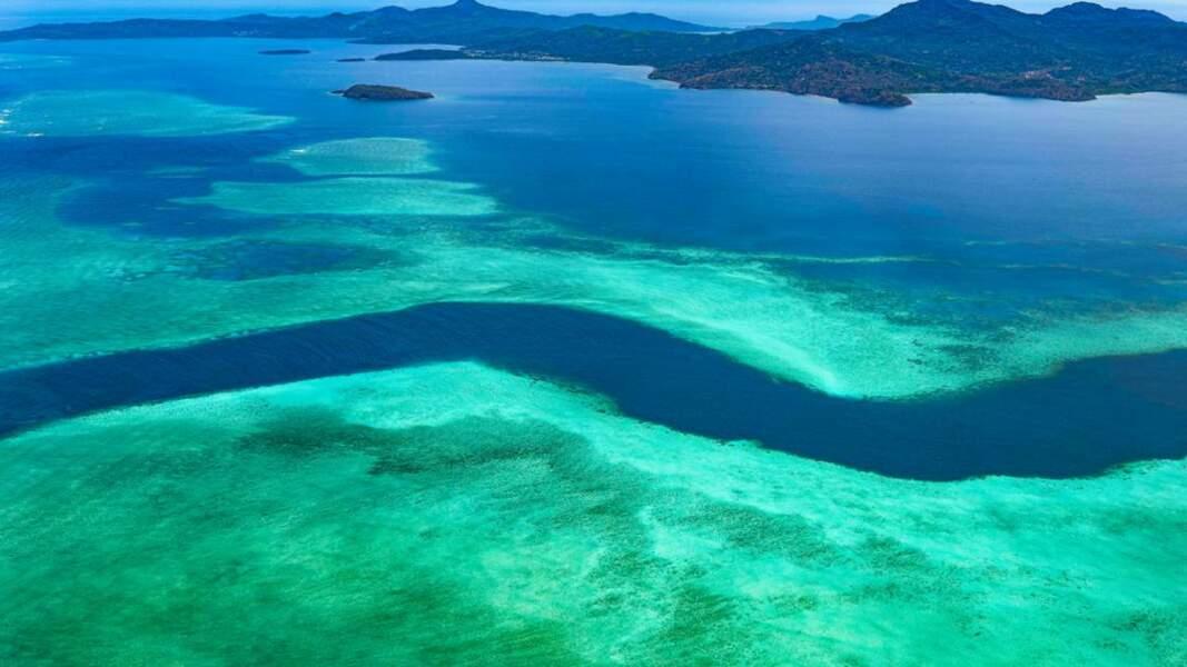 Lagon de Mayotte