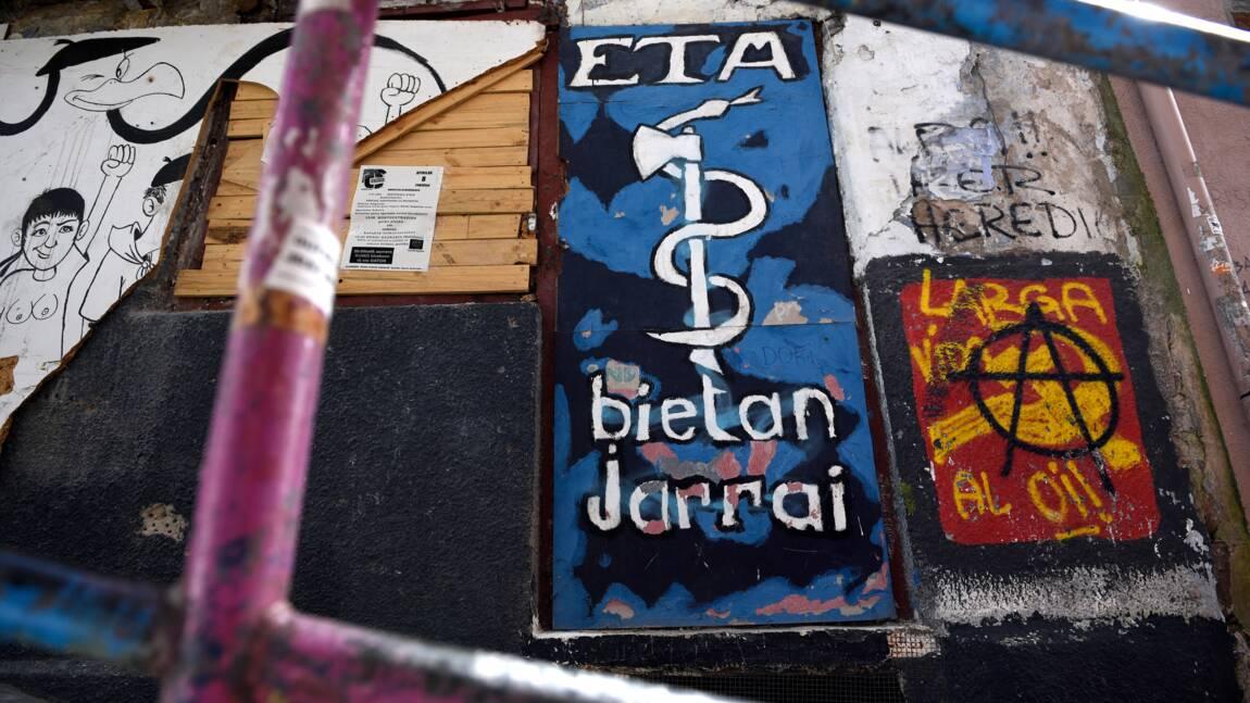 """Au Pays basque, le """"tabou"""" et la """"blessure"""" d'ETA"""