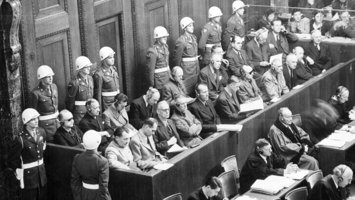 Procès de Nuremberg : les criminels nazis devant la justice