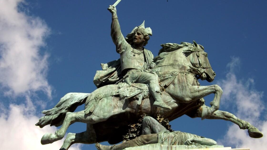 Qui était Vercingétorix, l'ennemi de Jules César ?