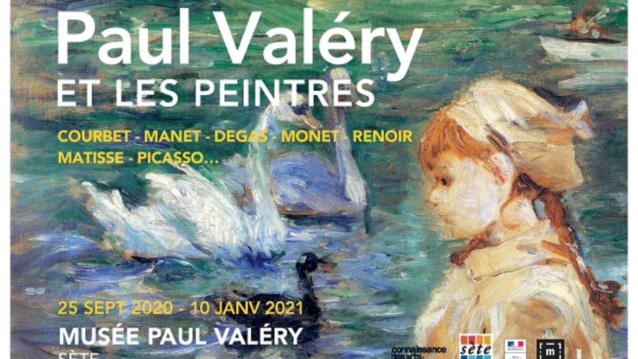 """Picasso, Degas, Matisse… """"Paul Valéry et les peintres"""" : une expo surprenante à découvrir à Sète"""