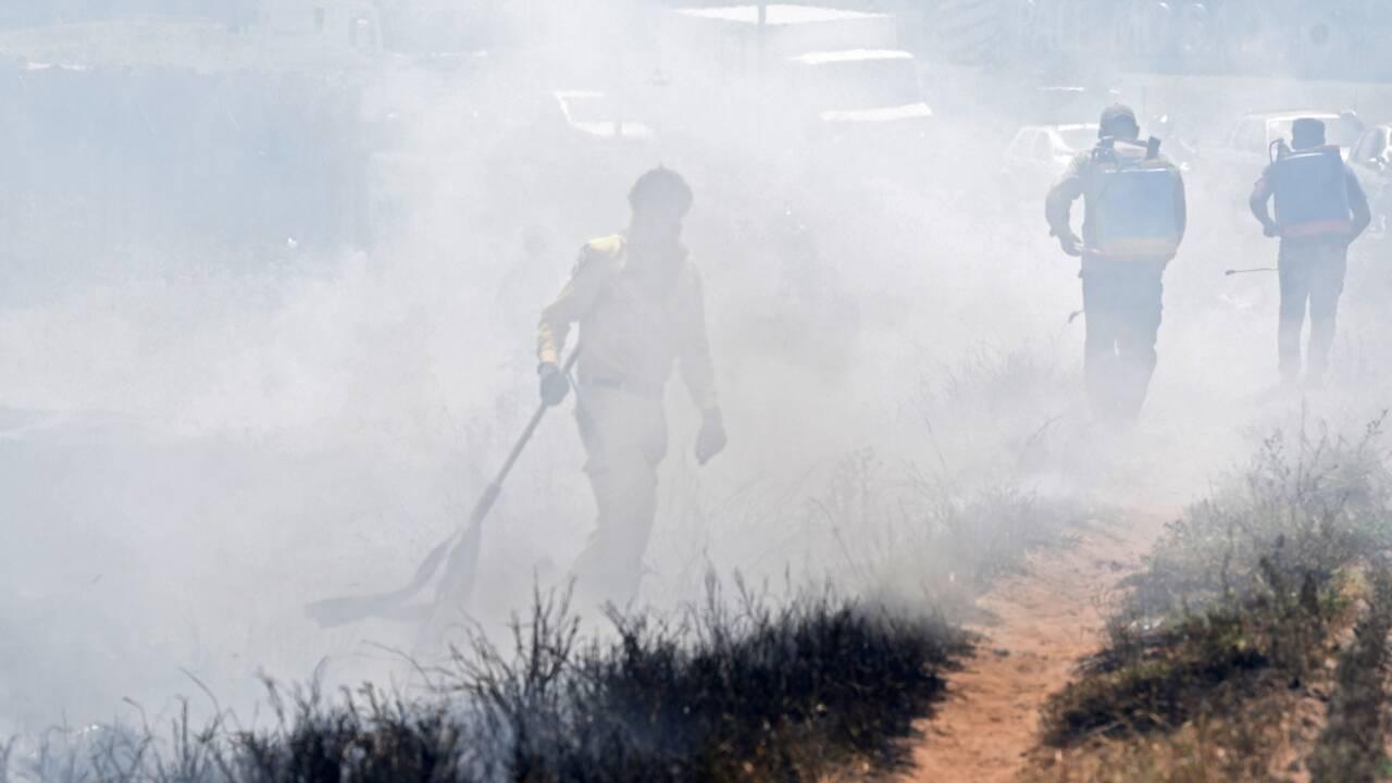 Paraguay: Asuncion envahie par des fumées de feux de forêts