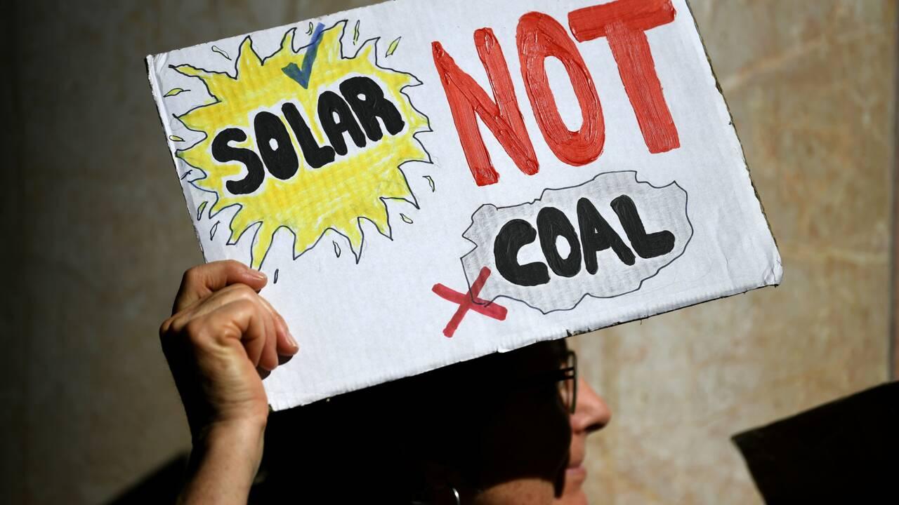Energies fossiles: l'Australie valide deux projets controversés