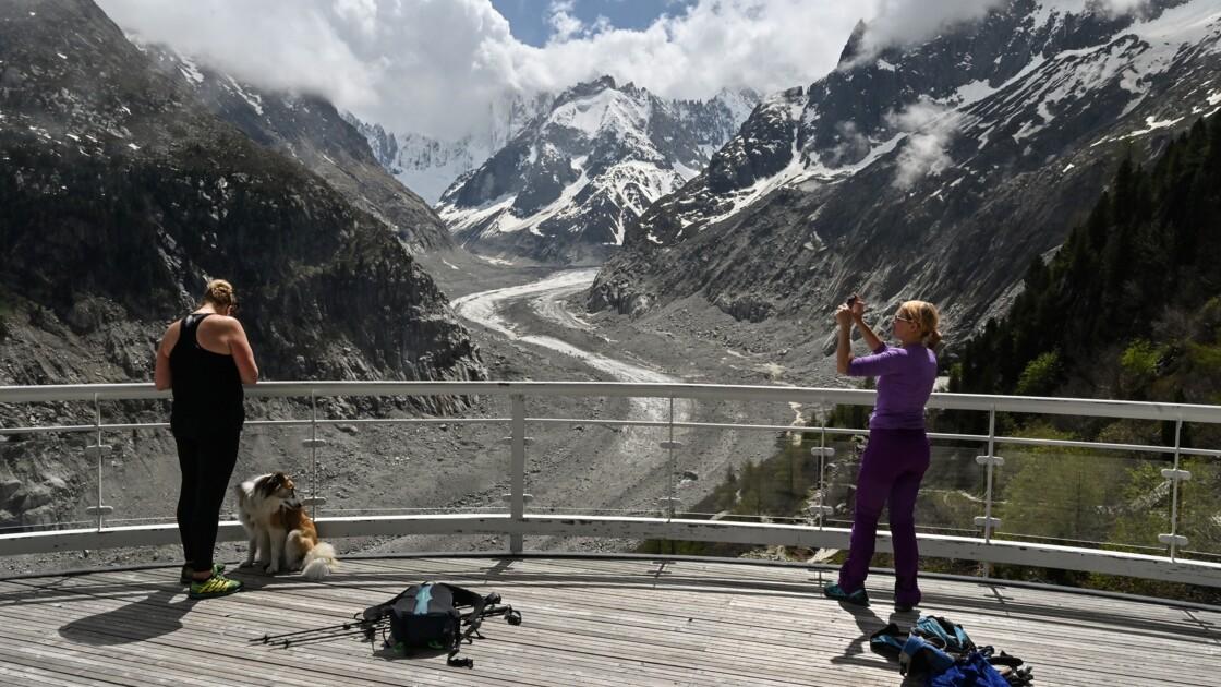Un arrêté de protection du Mont-Blanc pour encadrer la fréquentation