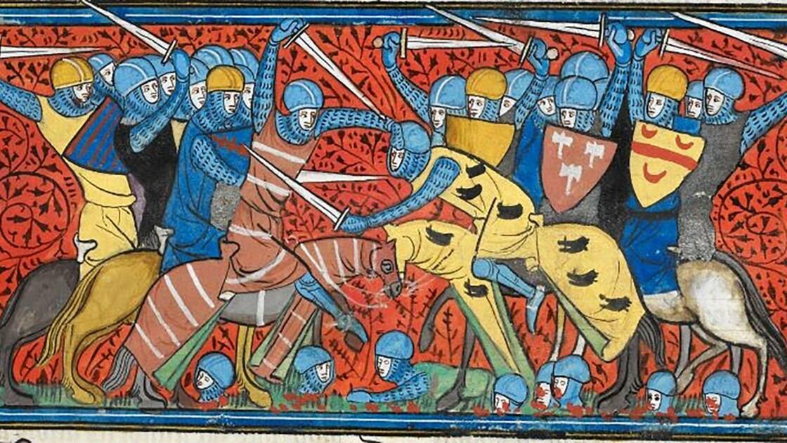 Charles Martel et la bataille de Poitiers