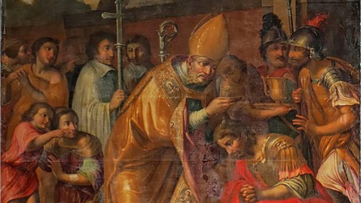 Qui était Clovis, le premier roi franc baptisé ?