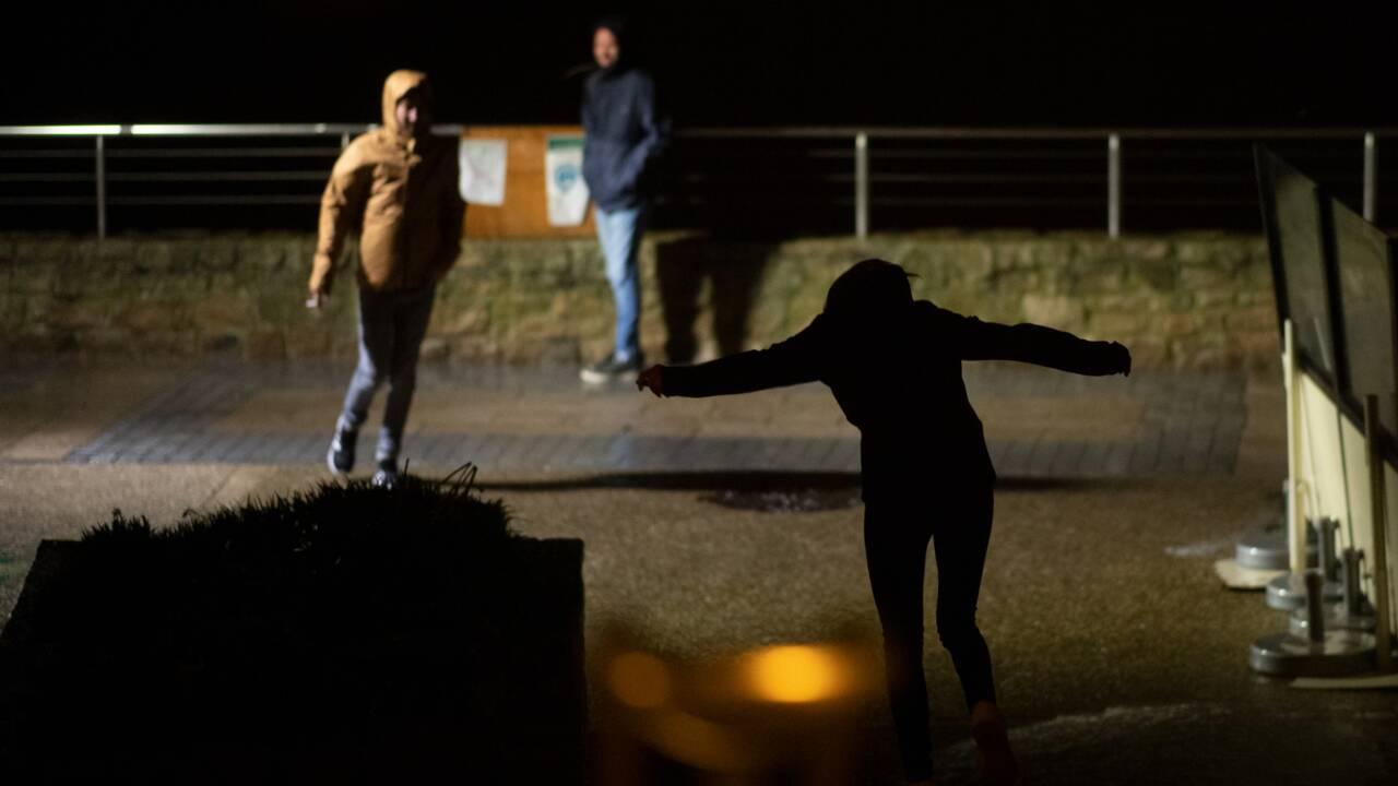 La première tempête de l'automne joue les prolongations en nord-Bretagne