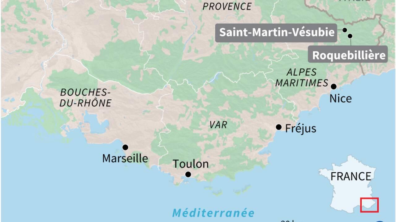 Inquiétudes sur le bilan humain après des crues exceptionnelles en France et en Italie